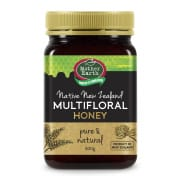 Native New Zealand MultiFloral Honey 500g