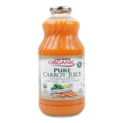 CARROT JUICE(PURE AT LEAST 95% ORGANIC)