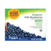 Blueberry Frozen Organic 283g