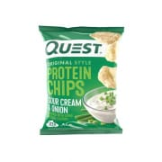 Protein Chips Sour Cream & Onion 32g