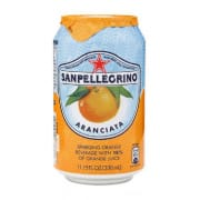 SAN PELLEGRINO Aranciata Rossa Sparkling Orange Juice 330ml