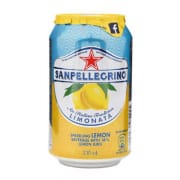 SAN PELLEGRINO Limonata Sparkling Lemon Juice 330ml