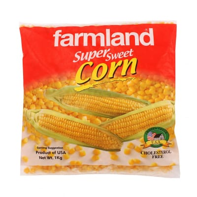 FARMLAND Usa Super Sweet Corn 1kg