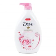 Rose + Pomegranate Body Wash 1L