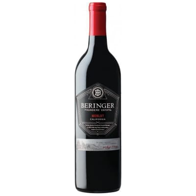 BERINGER Founder's Estate Merlot