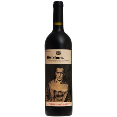 19 Crimes Cabernet Sauvignon Smooth Red Wine