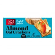 Almond Oat Crackers 150g