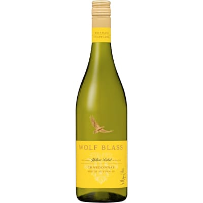 Wolf Blass Yellow Label Chardonnay Subtle White Wine