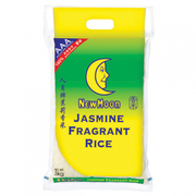 NEW MOON Jasmine Fragrant Rice 5kg
