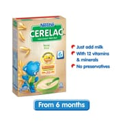 Cerelac Infant Cereal Rice (Without Milk) 225g