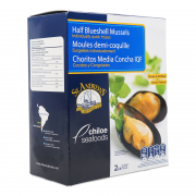 MR SEAFOOD Blueshell Mussels 900g