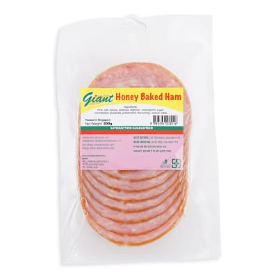 Honey Baked Ham 200g