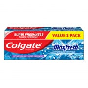 Max Fresh Cool Mint Toothpaste 2sX160g