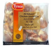 TYSON Frozen Chicken Drumsticks 1.8kg