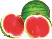 MALAYSIA Red Seedless Watermelon +/-4kg