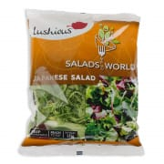 LUSHIOUS Mix Japanese Salad 125g