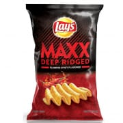 Maxx Flaming Spicy Potato Chips 184.20g