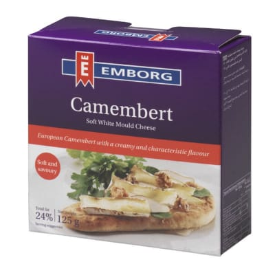 Camembert Cheese 125g