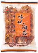 Spicy Seaweed Rice Cracker 135g
