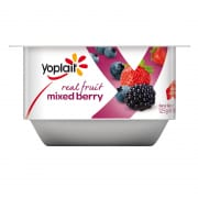 Yogurt Mixed Berries 125g