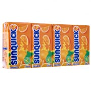 Orange Juice 4sX125ml