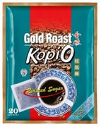 Kopi O Reduced Sugar 20sX17g