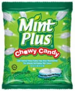 Chewy Candy - Mint 150g