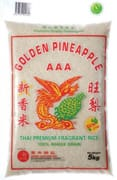 GOLDEN PINEAPPLE New Crop Rice 5kg
