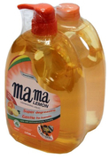 Dishwashing Liquid + Refill Citrus 1L (#)