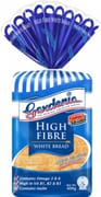 High Fibre White Bread 400g