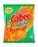 Crispy Potato Hot & Spicy 80g