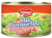 Pork Luncheon Meat 397g