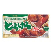 Tasty Curry Sauce Mix Medium Hot 200g
