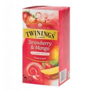 Tea Bags - Strawberry & Mango 25sX2g