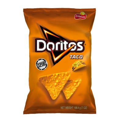 Tortilla Chips - Taco 198g