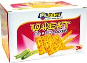 Wheat Crackers 36s 900g