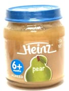 Heinz Fruity Pear Baby Food - 6 Months & Above