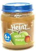 Apple & Mango Puree 110g