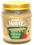Apple & Banana Cereal 110g
