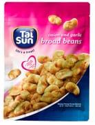 Onion & Garlic Broad Beans 150g