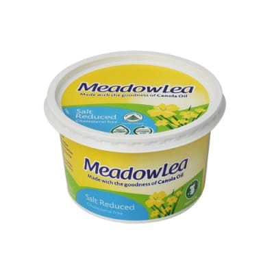 MEADOWLEA Margarine Tub - Salt Reduced 500g