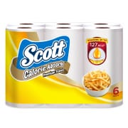 Calorie Light Premium Kitchen Paper Towel 6s