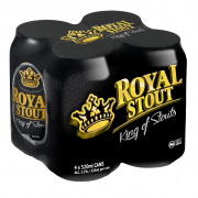 DANISH Royal Stout Beer 4sX320ml