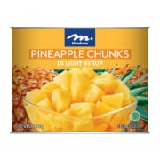 Pineapple Chunk Lite Syrup 565g