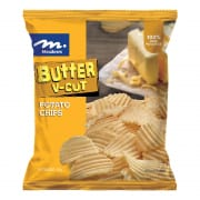 V-Cut Potato Chips Creamy Butter 82g