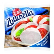 Fresh Mozzarella Ball Classic 125g
