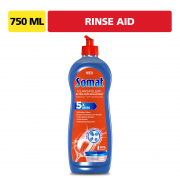 SOMAT Dishwasher Rinse Aid 750ml