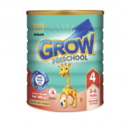 Abbott GROW Preschool Vanilla Stage 4 Growing-Up Baby Formula