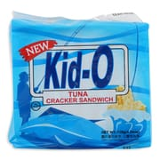 KID-O Tuna Cracker Sandwich 120g
