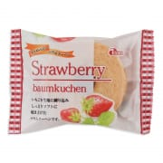 Baumkuchen Cake - Strawberry